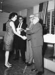 Marta recibe la Beca Comisión Fulbright USA