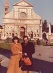 Marta y Daniel en Florencia