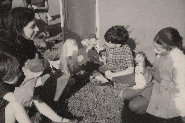 Marta y los niños